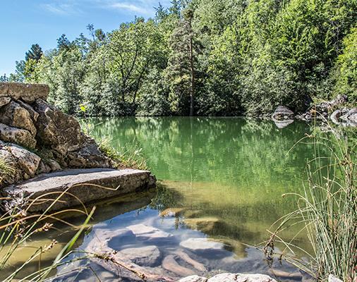 Camping de serre ponçon lac d'embrun - camping les grillons-12