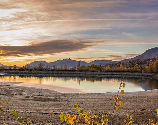Camping de serre ponçon lac d'embrun - camping les grillons-3